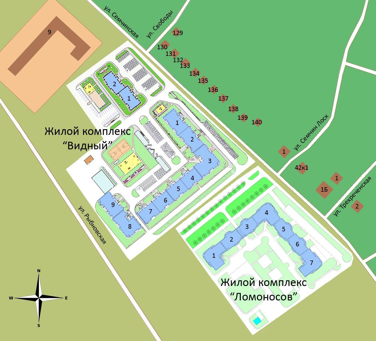 Схема перинатального центра ярославль